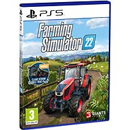 Farming Simulator 22 - PS5 - Konzol játék