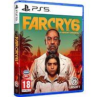 Far Cry 6 - PS5 - Konzol játék