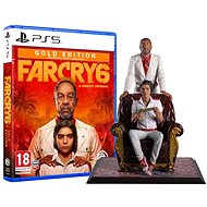 Far Cry 6: Gold Edition + Antón and Diego - figura - PS5 - Konzol játék