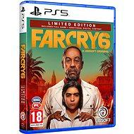 Far Cry 6: Limited Edition - PS5 - Konzol játék