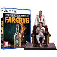 Far Cry 6: Ultimate Edition + Antón and Diego - figura - PS5 - Konzol játék