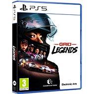 GRID LEGENDS - PS5 - Konzol játék