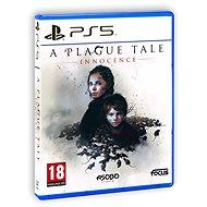 A Plague Tale: Innocence - PS5 - Konzol játék