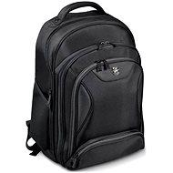 """PORT DESIGNS Manhattan notebook hátizsák 15,6"""", fekete - Laptop hátizsák"""