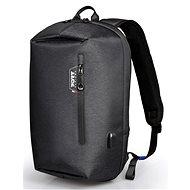 """PORT DESIGNS SAN FRANCISCO BACKPACK hátizsák 15,6 notebookhoz és 10,1"""" tablethez, szürke"""