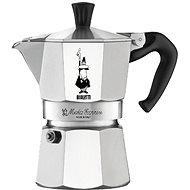Bialetti Moka Express 1 adag, alumínium - Kotyogós kávéfőző