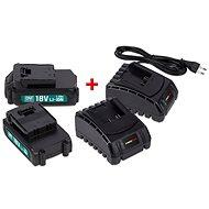 POWERPLUS POWEB9090 - Töltő és pótakkumulátor