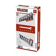 Kreator KRT500008, 8 db-os készlet - Kulcskészlet