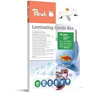 PEACH PPC500-03 Combi Box 100 - Lamináló fólia