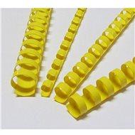 EUROSUPPLIES A4 28,5mm sárga