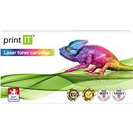 PRINT IT OKI (44469706) C310 / C330 cián - Utángyártott toner