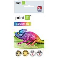 PRINT IT CH563EE Nr. 301 XL  HP nyomtatókhoz, fekete - Utángyártott tintapatron