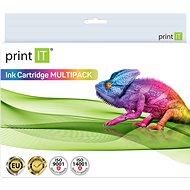 PRINT IT 950XL BK + 951XL 2xBk/C/M/Y készlet - Utángyártott tintapatron