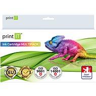 PRINT IT PGI-520 Multipack + CLI 521-2xBk / PBK / C / M / Y Canon nyomtatókhoz - Utángyártott tintapatron