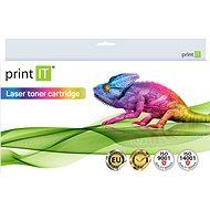 PRINT IT A0V306H Minolta nyomtatókhoz, sárga - Utángyártott toner