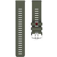 POLAR Grit X 22 mm-es heveder Polar Vantage M / Polar Grit X zöld M / L-hez