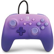 PowerA Enhanced Wired Controller - Lilac Fantasy - Nintendo Switch