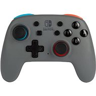 PowerA Nano Enhanced Wireless Controller - Red and Blue - Nintendo Switch