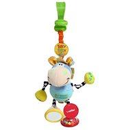 Playgro Donkey - Babakocsira rögzíthető játék