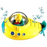 Munchkin - Yellow Submarine sárga tengeralattjáró a fürdőben - Vizijáték