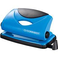 Q-CONNECT C10, kék - Papírlyukasztó