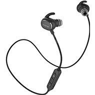 QCY QY19 Phantom fekete - Vezeték nélküli fül-/fejhallgató