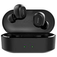 QCY T2S BassFix fekete - Vezeték nélküli fül-/fejhallgató