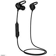 QCY E2 fekete - Vezeték nélküli fül-/fejhallgató