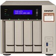 QNAP TVS-473e-4G  Adattároló eszköz - Adattároló eszköz