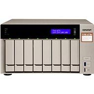 QNAP TVS-873e-8G - Adattároló eszköz