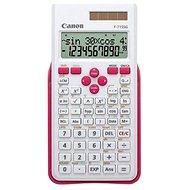 Canon F-715SG számológép, fehér és rózsaszín - Számológép