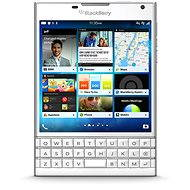 BlackBerry Passport QWERTY White - Mobiltelefon