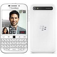 BlackBerry QWERTY Classic White - Mobiltelefon