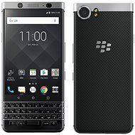 BlackBerry KEYone Silver - Mobiltelefon