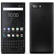 BlackBerry Key2 128GB fekete - Mobiltelefon