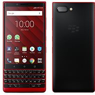 BlackBerry Key2 128GB, piros - Mobiltelefon
