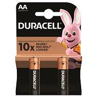 Duracell Basic AA 2db - Eldobható elem