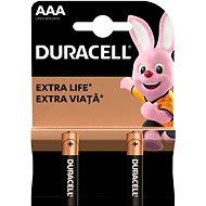 Duracell Basic alkáli AAA ceruzaelem 2 db - Eldobható elem