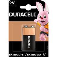 Eldobható elem Basic Duracell 6LR61 9V