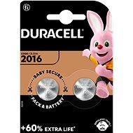 Duracell CR2016 - 2 db - Gombelem