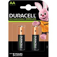 Duracell StayCharged AA - 2500 mAh 2 db