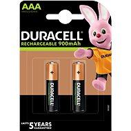 Duracell AAA StayCharged - 900 mAh 2 db - Akkumulátor