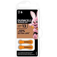 Duracell hallókészülék elem - DA13 Duralock - Eldobható elem