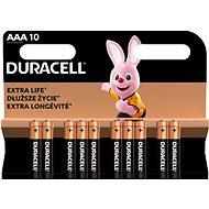 Duracell Basic AAA 10 db - Eldobható elem