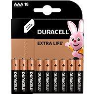 Duracell Basic AAA 18 db - Eldobható elem