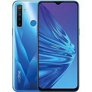 Realme 5 DualSIM 128GB, kék - Mobiltelefon