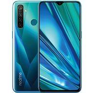 Realme 5 PRO DualSIM 4+128GB zöld - Mobiltelefon