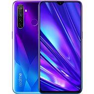 Realme 5 PRO DualSIM 8+128GB kék - Mobiltelefon
