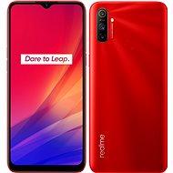 Realme C3 Dual SIM - piros - Mobiltelefon