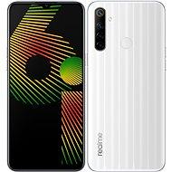 Realme 6i Dual SIM - fehér - Mobiltelefon